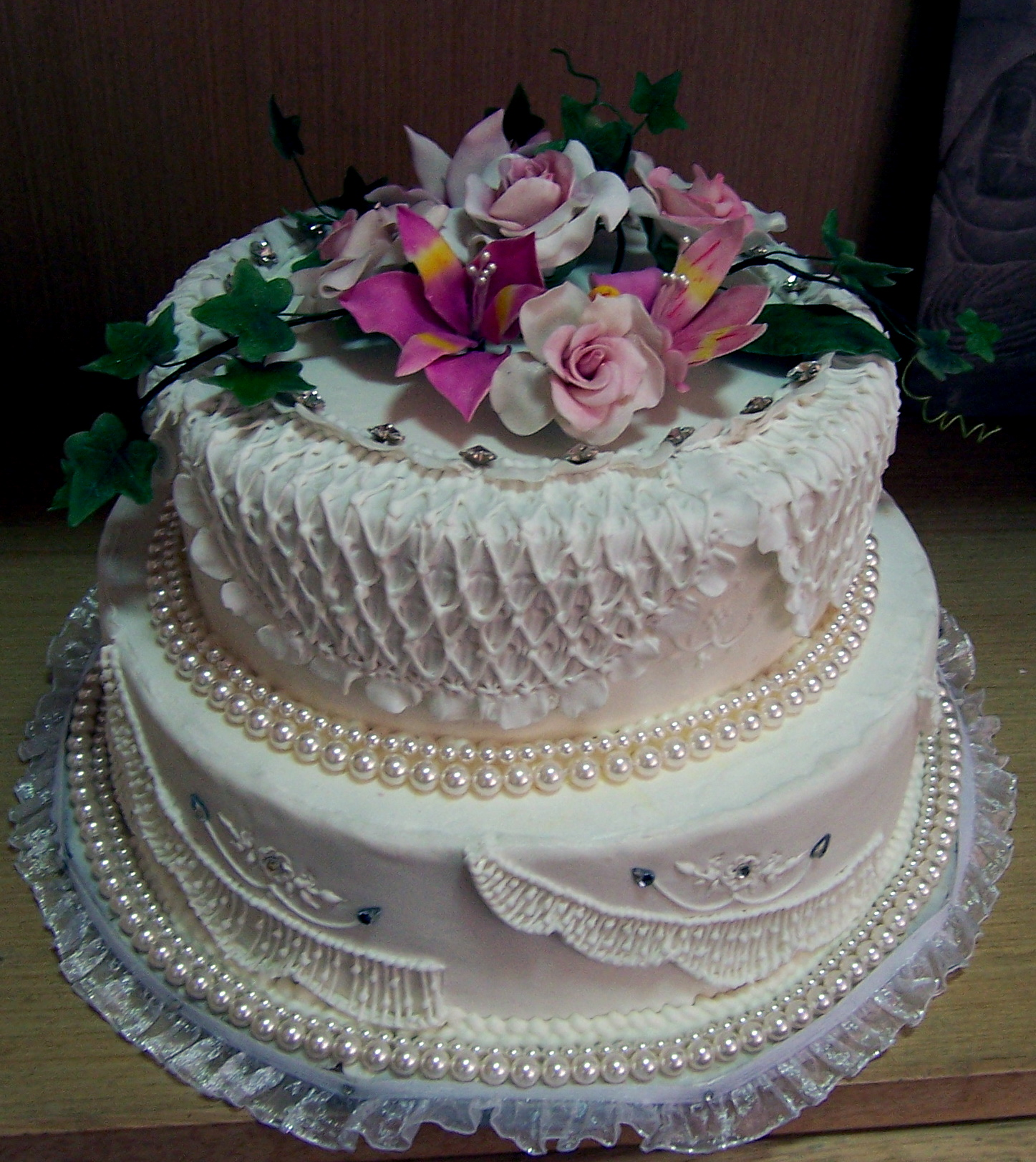 wedding cake royal icing royal icing sugarcraft india 23726